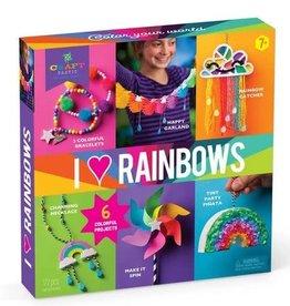 Ann Williams Group Craft-tastic I Love Rainbows