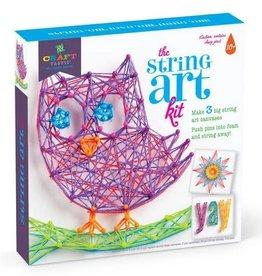 Ann Williams Group Craft-tastic String Art Owl Kit
