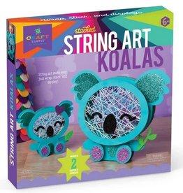 Ann Williams Group Craft-tastic Stacked String Art Koalas