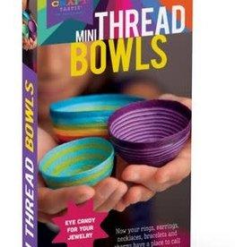 Ann Williams Group Craft-tastic Mini Thread Bowls Kit