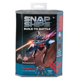 SNAP SHIP Snap Ships Sawfly K.L.A.W. Minelayer