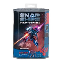 SNAP SHIP Snap Ships Locust K.L.A.W. Stealth