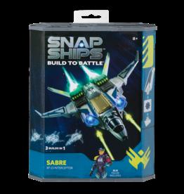 SNAP SHIP Snap Ships Sabre X-23 Interceptor