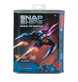 SNAP SHIP Snap Ships Scarab K.L.A.W. Interceptor