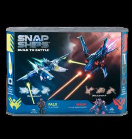 SNAP SHIP Snap Ships Wasp/Falx Battle Set