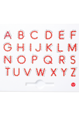 Kid O A to Z Uppercase Magnatab