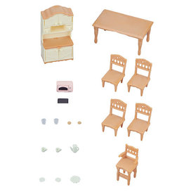Calico Critters: Dining Room Set