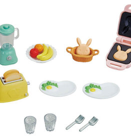 Calico Critters: Breakfast Playset