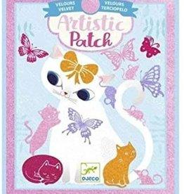 DJECO Little Pets Artistic Patch