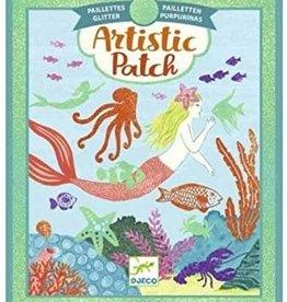 DJECO Ocean Artistic Patch