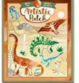 DJECO Dinosaurus Artistic Patch