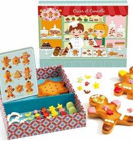 DJECO Oscar & Cannelle Patisserie Gingerbread Kit
