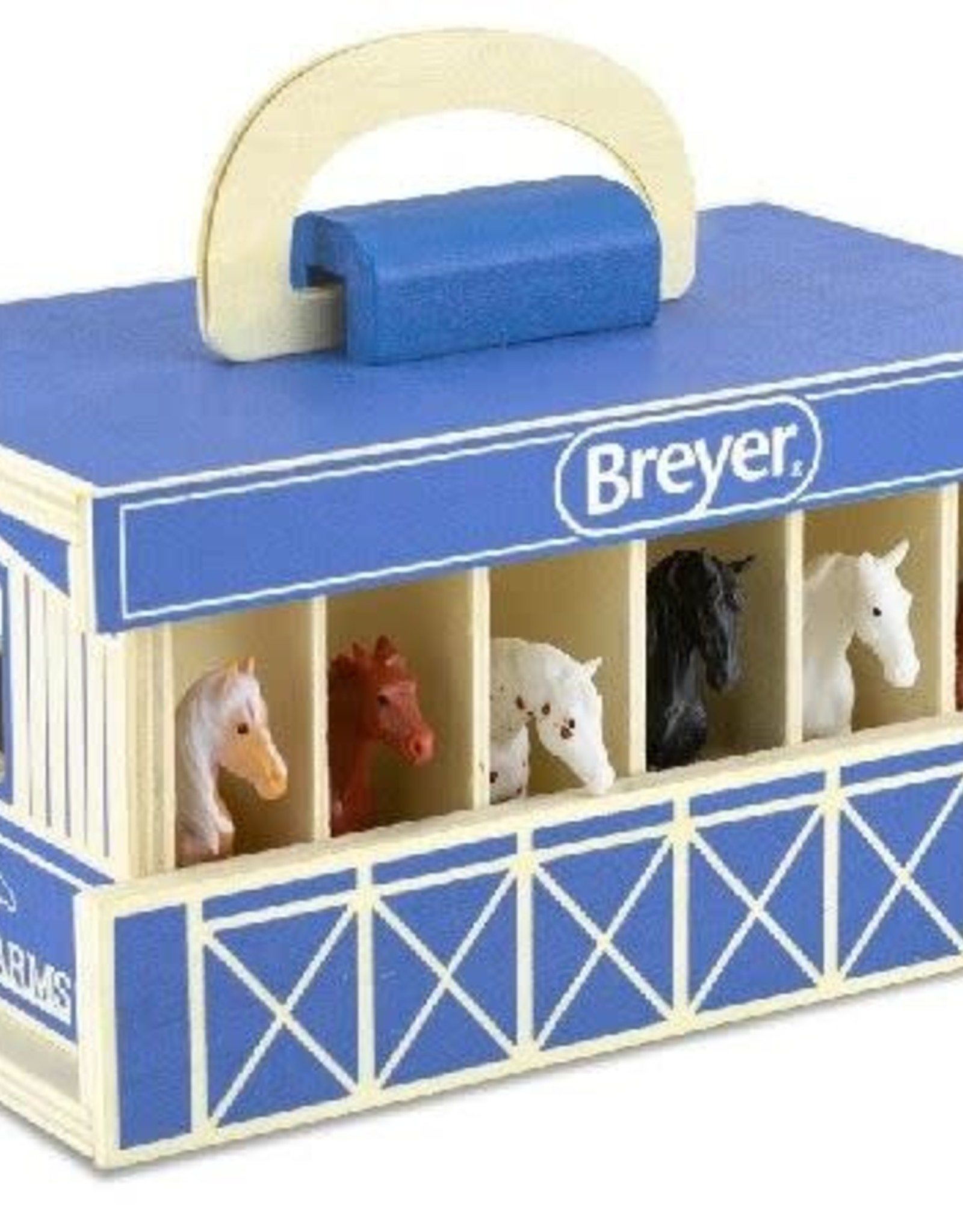 Breyer Breyer Farms Wooden Carry Case