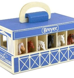 Breyer Breyer Farms Wooden Carry Case