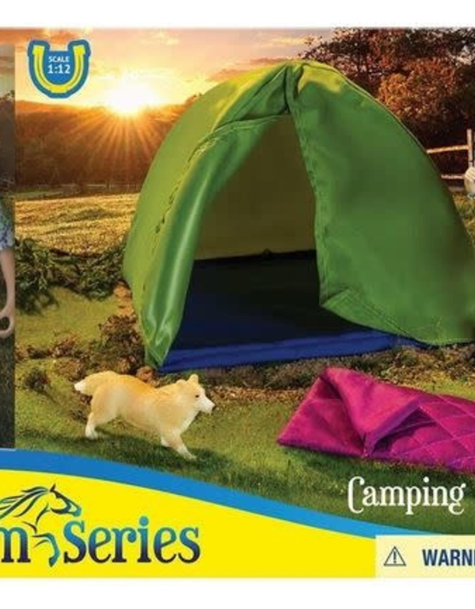 Breyer Camping Adventure Set