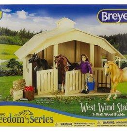 Breyer West Wind Stable