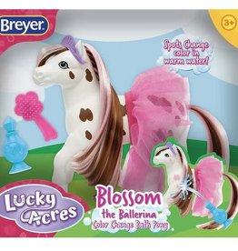 Breyer Blossom the Ballerina - Color Change Horse