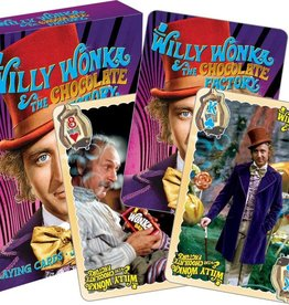 NMR Distribution Willy Wonka Playing Cards