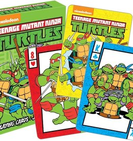 NMR Distribution TMNT Playing Cards