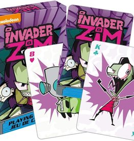 NMR Distribution Invader Zim Playing Cards