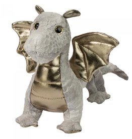 Douglas Toys Hydra Silver Dragon