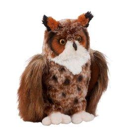 Douglas Toys Einstein Great Horned Owl