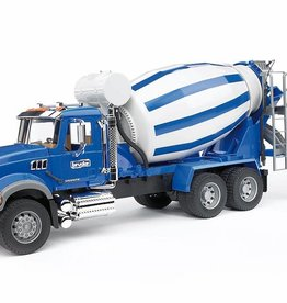 Bruder MACK Granite Cement mixer