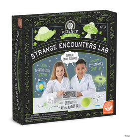 Science Academy Science Academy: Strange Encounters Lab