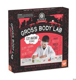 Science Academy Science Academy: Gross Body Lab