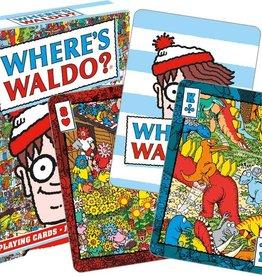 NMR Distribution Where's Waldo Playing cards