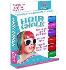 The Pencil Grip Hair Chalk 6 pack