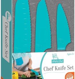Playful Chef Chef Knife Set