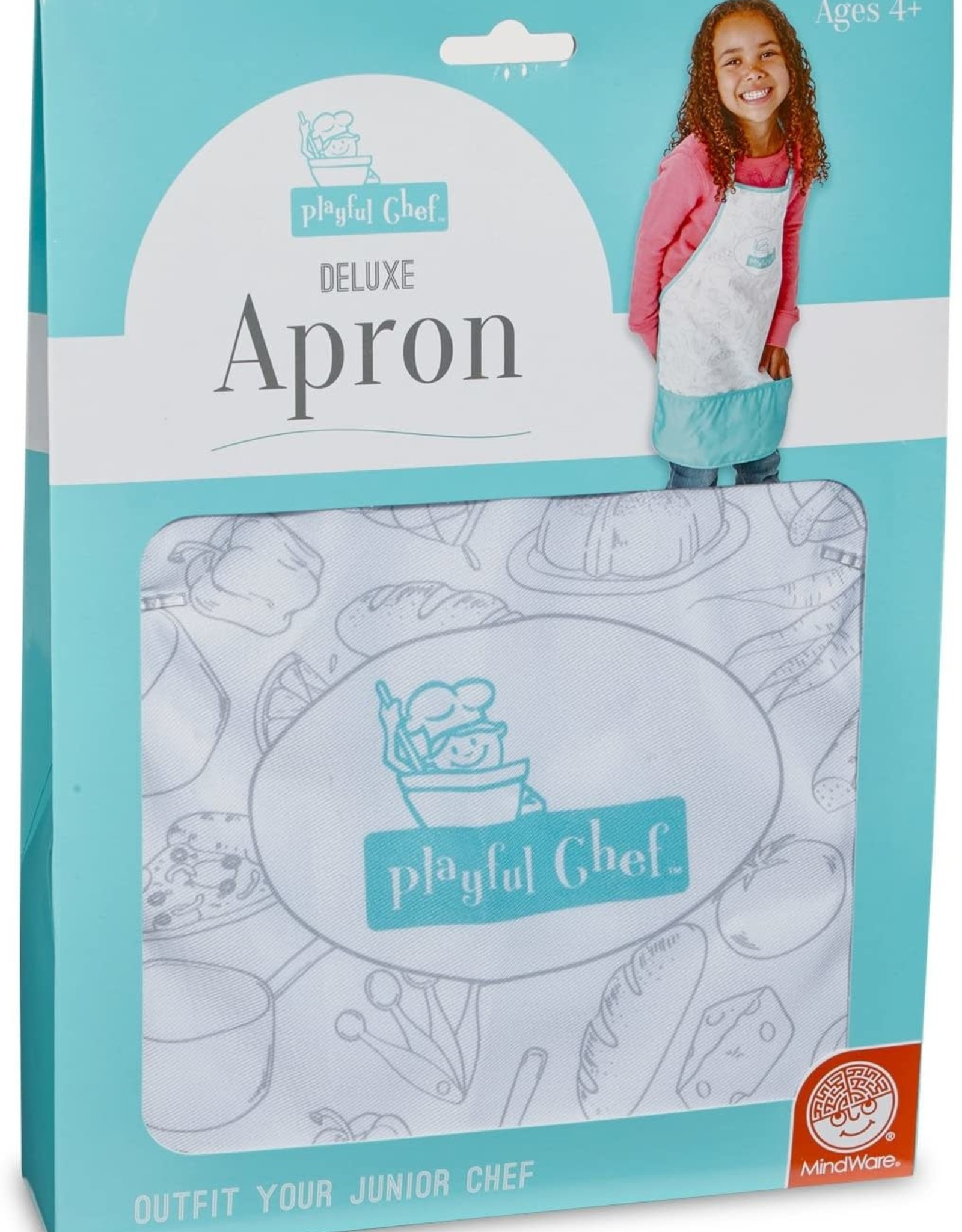 Playful Chef Deluxe  Apron