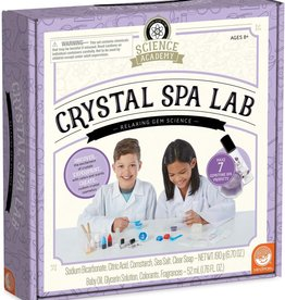 Science Academy Science Academy: Crystal Spa Lab
