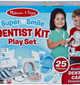 Melissa & Doug Dentist Playset