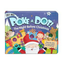 Melissa & Doug Poke-A-Dot: Night Before Christmas