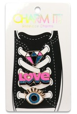 Charm It Charm it! Love Shoelace Charm