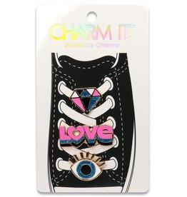 Charm It Charm it! Love Shoelace Charm