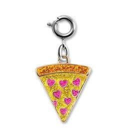 Charm It Glitter Pizza Charm