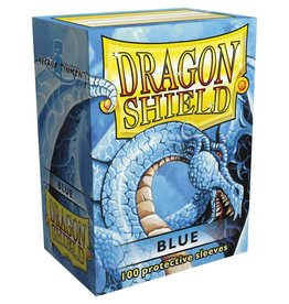 Arcane Tinmen Dragon Shields: (100) Blue