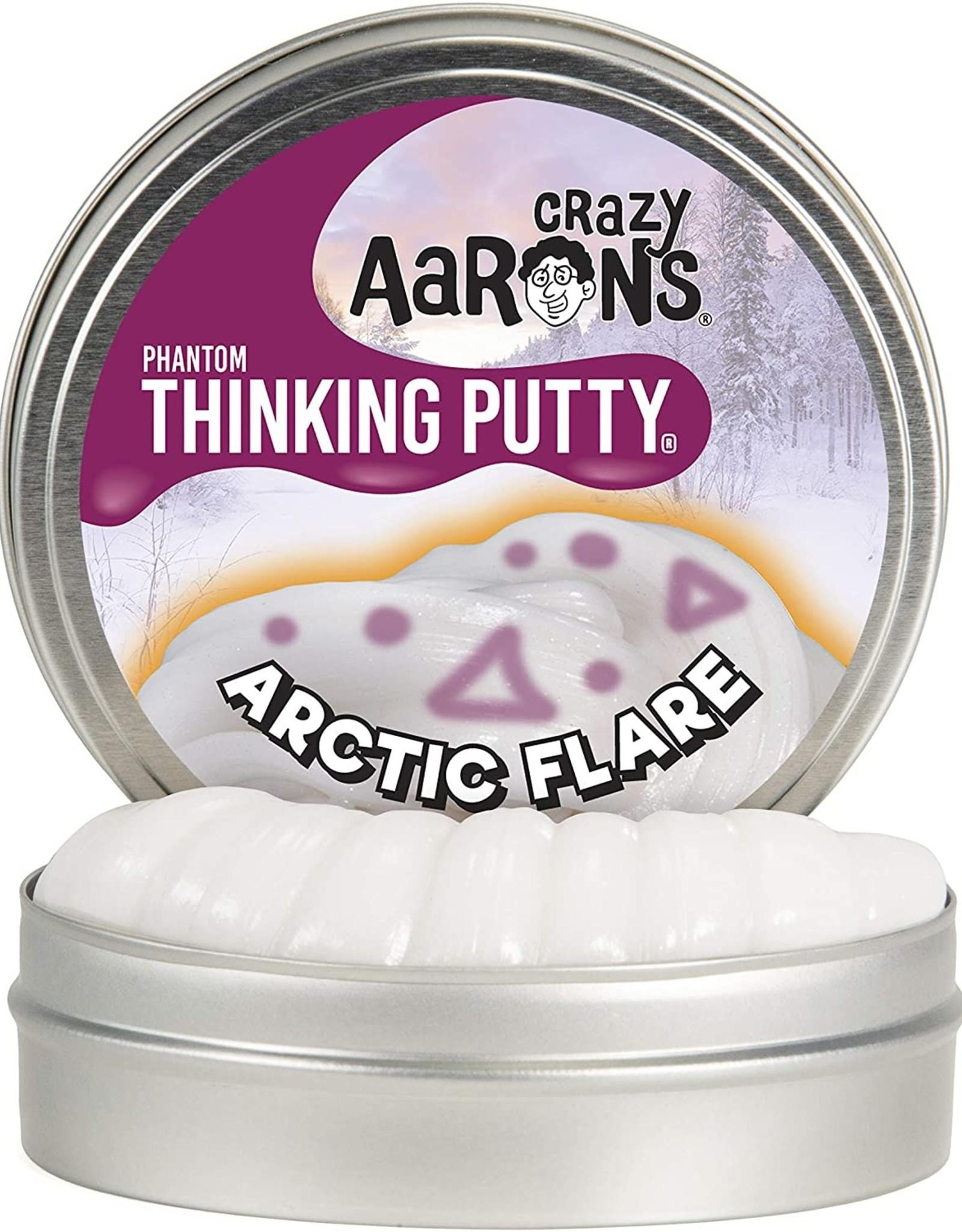 "Artic Flare Phantom 4"" Tin plus Glow Charger"