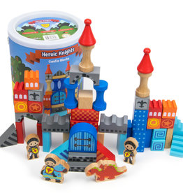 Imagination Generation Heroic Knights Castle Blocks