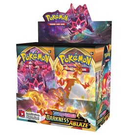 Pokemon Co. Int. Pokemon: Darkness Ablaze Booster Box