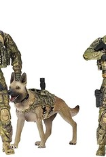 Elite Force Army Military Action Figures