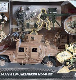 Elite Force M1114 UP-Armored Humvee