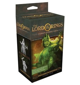 Fantasy Flight Games Lord of the Rings Journeys in Middle Earth: Dwellers in Darkness