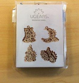 Ugears UGears U-Fidgets Gearsmas