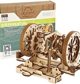 Ugears UGEARS STEM LAB Differential