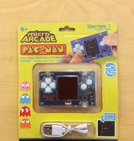 Super Impulse Micro Arcade Pac Man