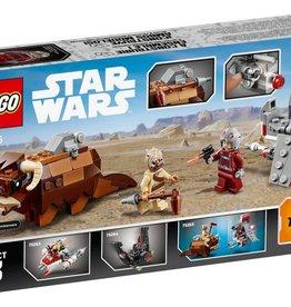LEGO LEGO Star Wars Skyhopper vs Bantha Microfighters